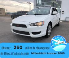 2009 Mitsubishi Lancer DE Transmission Manuelle 2.0L