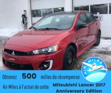 Mitsubishi Lancer ES  2017