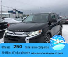 Mitsubishi Outlander GT*AWD*4X4*V6*Cuir*Bluetooth*Garantie*  2016
