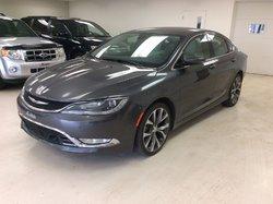Chrysler 200 C AWD, TOIT OUVRANT, INT CUIR  2015