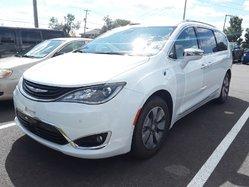 Chrysler Pacifica Hybrid Limited HYBRID DVD, INT CUIR, GPS  2018