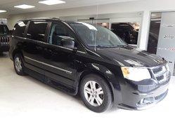2015 Dodge Grand Caravan Crew Plus **Adapté pour handicapé