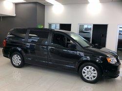 2016 Dodge Grand Caravan Canada Value Package VÉHICULE NEUF
