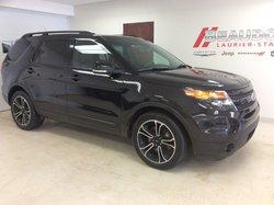 2015 Ford Explorer SPORT AWD,INT CUIR,GPS, CAMÉRA DE RECUL
