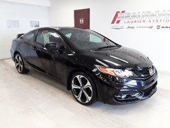 Honda Civic Coupe Si FULL ÉQUIPE, GPS, 2 PORTES  2015