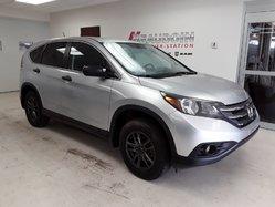 Honda CR-V LX AWD  2014
