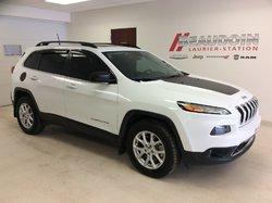 2016 Jeep Cherokee LATITUDE 4X4 TOIT PANORAMIQUE