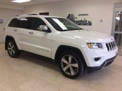 2015 Jeep Grand Cherokee LIMITED 4X4 TOUT ÉQUIPÉ