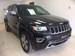 2016 Jeep Grand Cherokee Overland TOUT ÉQUIPÉ