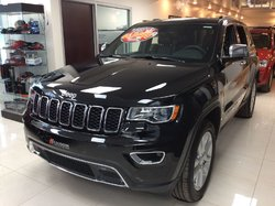 Jeep Grand Cherokee LIMITED VÉHICULE NEUF  2017
