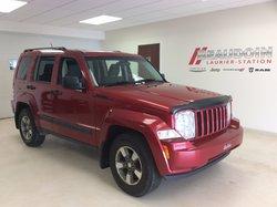 2008 Jeep Liberty SPORT 4x4