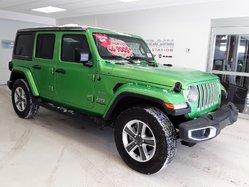 Jeep Wrangler Unlimited SAHARA, 2 TOITS  2018