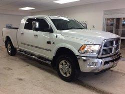 Ram 2500 Laramie 4X4  2012
