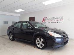 Subaru Legacy 3.6R w/Limited & Nav Pkg  2012
