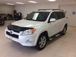 2011 Toyota RAV4 Ltd 4WD