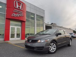2011 Honda Civic Cpe DX-G Seulement 67 000km