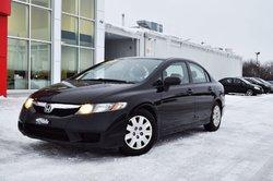 2009 Honda Civic Sdn DX-A, Air clim, prêt pour l'hiver