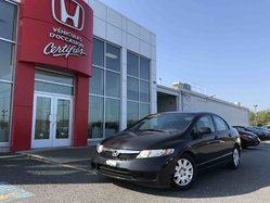 2010 Honda Civic Sdn DX-A