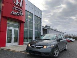2011 Honda Civic Sdn DX