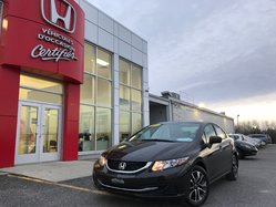 2014 Honda Civic Sedan EX 21 000km seulement !