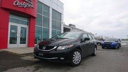 Honda Civic TOURING  2014