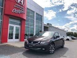 Honda Civic TOURING / Garantie 7 ans 160000 km  2014