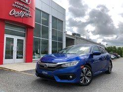 Honda Civic EX-T / Garantie 7 ans 160000 km  2016