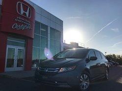 2015 Honda Odyssey EX-L +DVD