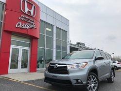 2015 Toyota Highlander XLE AWD + GPS