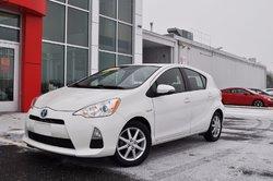 Toyota Prius C Technology Gps + pneus d'hiver  2012