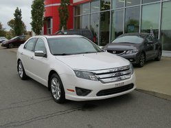 Ford Fusion SEL  V6 CUIR/ TOIT OUVRANT  2012