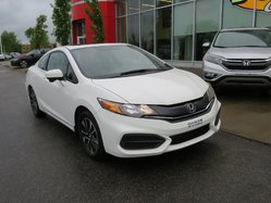Honda Civic Coupe EX MANUELLE  2014