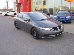 Honda Civic Sdn EX Automatique  2013