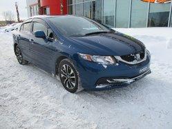Honda Civic Sdn EX MANUELLE  2013