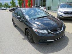 Honda Civic Sdn LX MANUELLE  2013