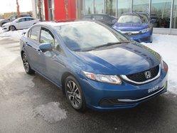 Honda Civic Sedan EX Automatique  2014