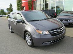 Honda Odyssey EX-L CUIR/ TOIT OUVRANT  2015