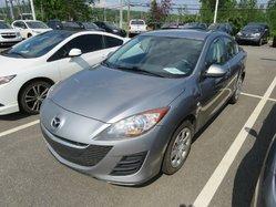 Mazda Mazda3 GX MANUELLE  2010