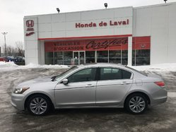 Honda Accord EX-L NAVI  2011