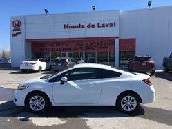 Honda Civic Coupe LX  2015