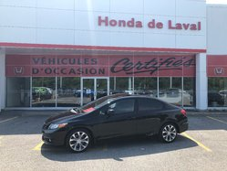Honda Civic SI  2012