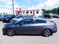 Honda Civic EX CERTIFIE  2014