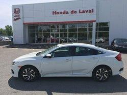 Honda Civic EX 22 700KM  2016