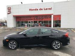 Honda Civic LX CERTIFIE HONDA  2016