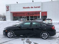 Honda Civic DX  4670 KM  2018