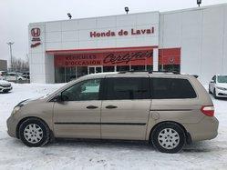 2007 Honda Odyssey LX