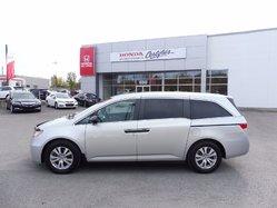 Honda Odyssey SE  CERTIFIE HONDA  2014