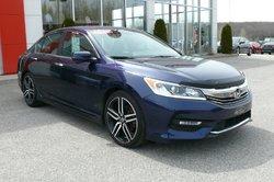 Honda Accord Sedan Sport /  Honda Canada Programme certifiés 7/160k  2016