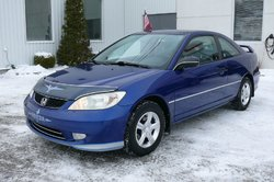 Honda Civic Cpe SE + Financement disponible ACCORD D DESJARDINS  2004