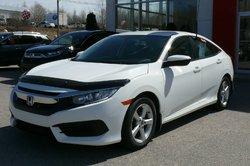 2016 Honda Civic Sedan LX /  Honda Canada Programme certifiés 7/160k